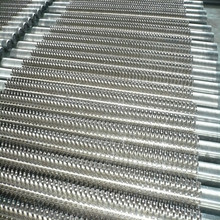 ERW Stainless Steel/Carbon Steel/Alloy Steel Studded tubes SA106/178/179/192 TP304/306