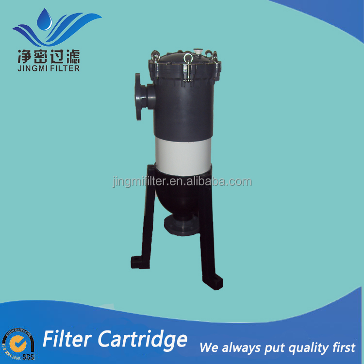 UPVC PVC bag filter housing