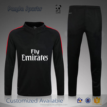 Free Shipping Cheap Jerseys Good Quality Fabric Design Your Own Soccer Training Tracksuit