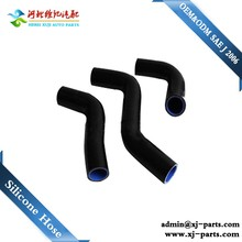 high performance car/motorcycle/truck/tractor radiator hose, flexible universal and customed auto silicone radiator hose