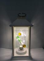 LED Garden Lantern Table Lamp Indoor Plant Light Bulb Light For Home Decor