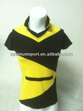 2013 Comfortable & Cheap Netball dresses with custom design for sublimation