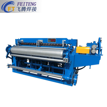 Alibaba China Supplier Long Service Life Steel Wire Welding Equipment/ Full automatic Stainless Steel Welded Wire Mesh Machine