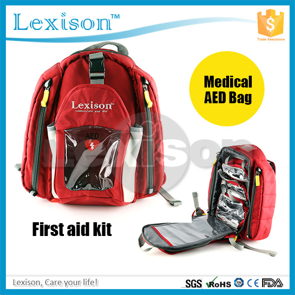 PR-K01 Emergency Survival FIRST AID KIT Bag Treatment Pack Outdoor travel medical kits