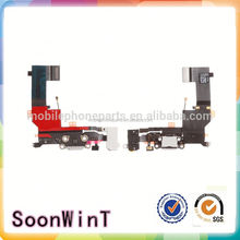 Brand new charging connector flex cable for iphone 5s accept PayPal