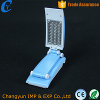 High Quality 21LED Portable Table Lamp Rechargeable 220V Work Light