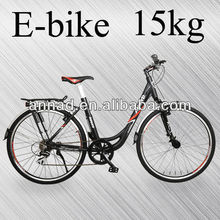Special present for women city electric bike on sale