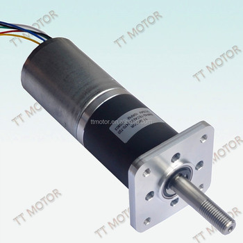 GMP45-TEC4260 of 12v 2.0nm torque dc motor