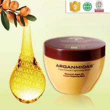 Cosmetic companies looking for agents organic argan oil hair mask treatment