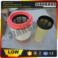 Howo Truck Engine Parts WG9725190103 Air Filter Manufacturing