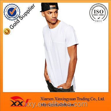 New style custom man white dry fit t-shirt manufacturers in usa