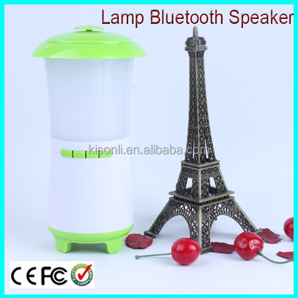 High Definition Wireless Mini Bluetooth Speaker With TF/USB/Call Answer/Radio/LED Lamp Function