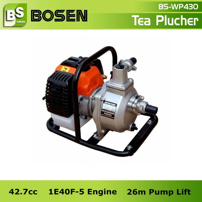 42.7cc 1 inch Water Pump with 1E40F-5 Engine