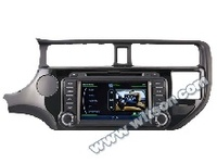 WITSON KIA K3/RIO/FORTE CAR DVD GPS RADIO PLAYER A8 Chipset Dual Chipset,3G modem / wifi/ DVR (Option)