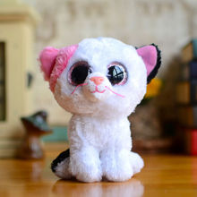 20cm Dolls White Cat Big Eyes New cat stuffed animals