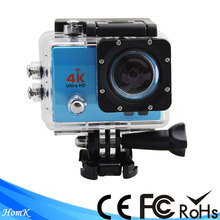 2017 new 4k 1080p 720P utral hd sport action camera /cheapest wifi digital camera price