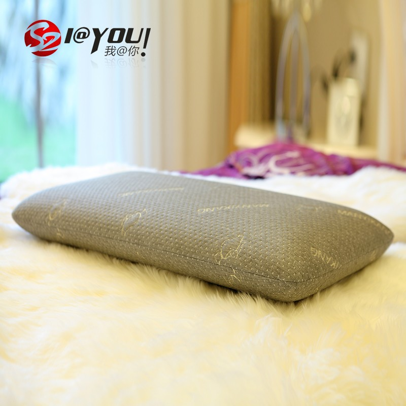 China Selling Top Quality bamboo charcoal pillow