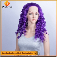 Cheap Synthetic Kinky Curly Lace Front Wigs in Miami