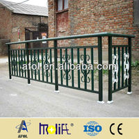 Eco-Friendly Aluminum Balcony Hand Railing