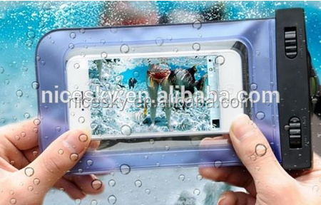 Water Proof Diving Bags Outdoor WaterProof Pouch Phone Case For iphone 4s/5s/6/6plus For Samsung Galaxy s3/s4/s5/s6/s7/Note2/3/4
