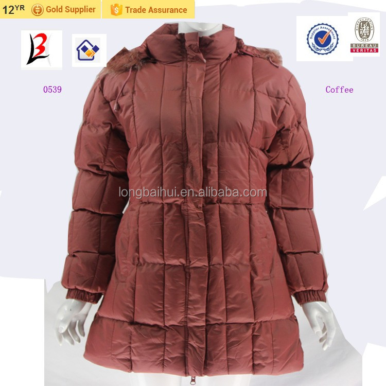 New Style Factory Directly Provide Outdoor fancy jacket for women