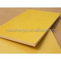 Epoxy phenolic glass cloth laminated board, epoxy fiber glass sheet 3240