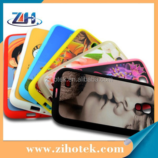 Waterproof sublimation cover cases for Samsung S4 active 9295