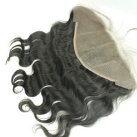 13x6 lace frontal Cheap Wholesale Factory Price 100% Human Hair 13x6 lace frontal closure ear to ear