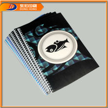 Plastic Rings Notebook,Student Paper Notebook,Notebook With Magnet