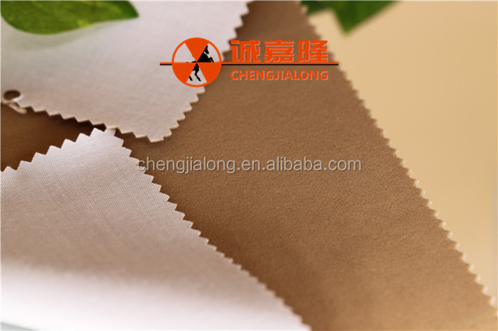 China brown Needle Punched Non Woven Polyester Fabric Spunlace Nonwoven