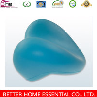 Colorful PU Foam Spa Widget Bath Pillow