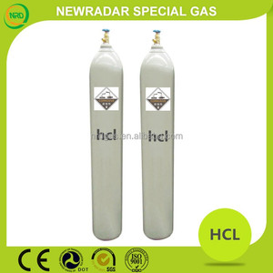 Sale 99.9% Hcl Gas, Anhydrous Hydrogen Chloride