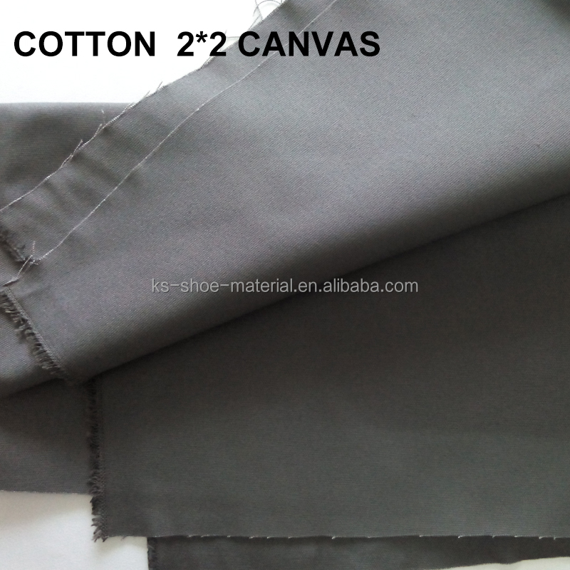 Cotton Canvas 2*2 Fabric Material environmental weaving dye Deep Brown color KSYG-06131