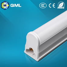 Aluminum base + Acrylic cover t5 led tube lamp integration 300mm-1200mm 4w -16w