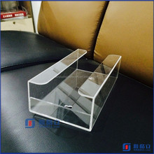 Custom acrylic wall mounted boxing glove display case