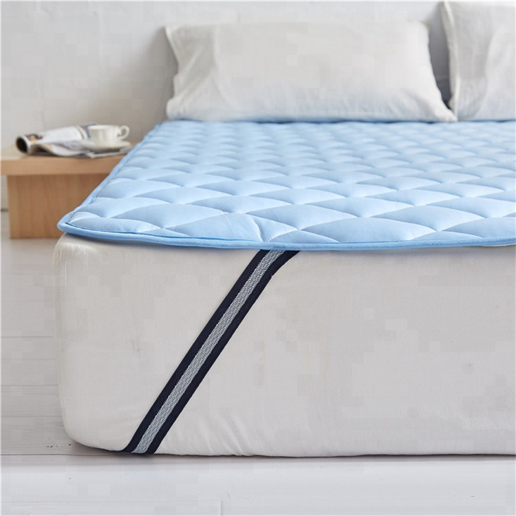 Custom sizes Color Cool Material bed mattress sleeping pad wholesale for summer - Jozy Mattress   Jozy.net