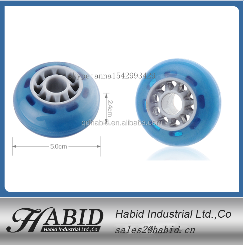 custom cruiser roller 76mm 120mm skateboard wheel for four wheel drive toy car