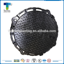 2017 Popular China concrete manhole covers
