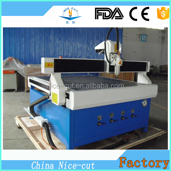 NC-R1212 Wooden door engraving machine / cnc router wood furniture making wood carving equipment with mach3/DSP controller