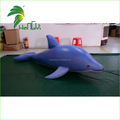 Water Floating Pool Inflatable Dolphin Cartoon / Lovely Inflatable Sea Animal Dolphin Toys For Kids