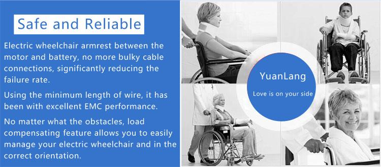 24v/36v Electronic Wheelchair Joystick Controller For Wheelchair