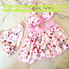 3 Pieces Set Swimming Clothing Used