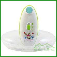 2017 Best Hot sale electric Baby Nail Trimmer - your baby's necessity,safty and beauty