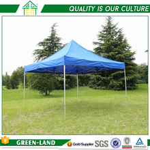 Aluminum Fireproof Cheap Square Hexagonal 3*3M Pop Up Folding Gazebo Tent With Table