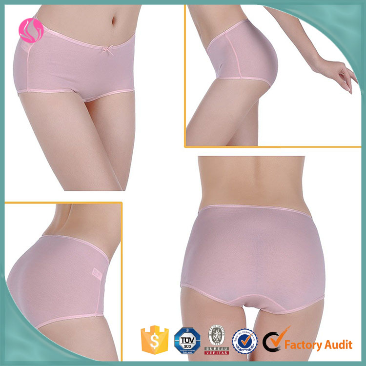 Young Girl Cotton 2017 Panty Lady Fancy Lingerie Fashion Panties
