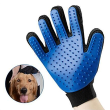 2017 Trending Products Silicone cat Glove, 5 Fingers Design Pet Grooming Gloves,Cat grooming