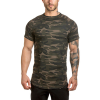 essential custom scoop bottom fitted t shirt for gym
