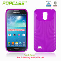 TPU case for samsung s4 mini i9190/i9192/i9195/i9198