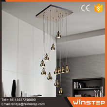 The new hotel hall LED ceiling pendant light in China