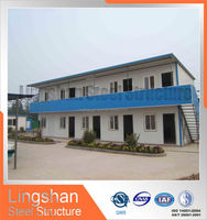 Luxury Steel Frame Prefab House